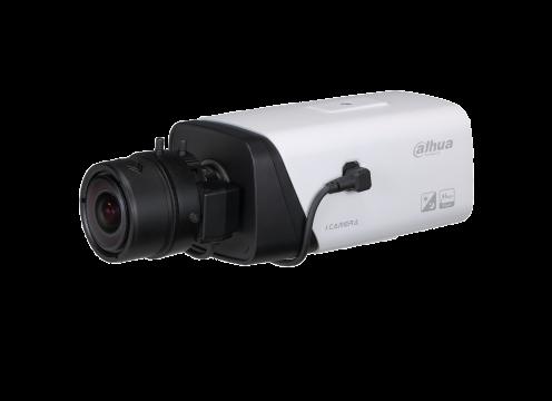 4 Megapiksel H.265 Full HD WDR Box IP Kamera